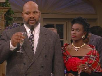 Episodio 10 (TTemporada 2) de The Fresh Prince of Bel-Air