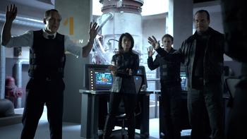 Episodio 17 (TTemporada 1) de Marvel's Agents of S.H.I.E.L.D.
