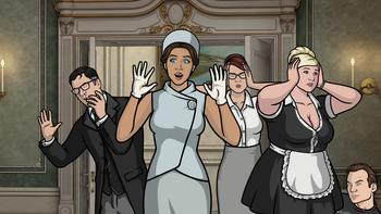 Episodio 9 (TTemporada 6) de Archer