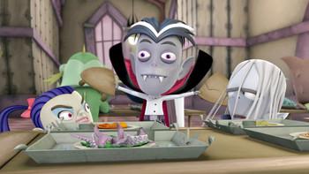 Episodio 5 (TTemporada 1) de Casper, escuela de sustos