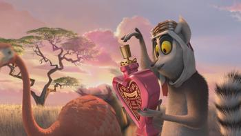 Episodio 2 (TDreamWorks Happy Holidays from Madagascar) de Las felices vacaciones desde Madagascar