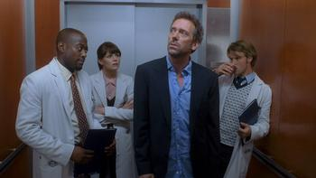 Episodio 4 (TTemporada 3) de Dr. House