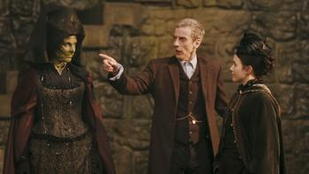 Episodio 1 (TTemporada 8) de Doctor Who