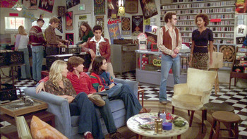 Episodio 10 (TTemporada 7) de That '70s Show