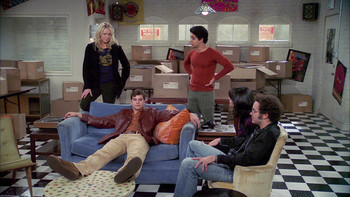 Episodio 9 (TTemporada 7) de That '70s Show