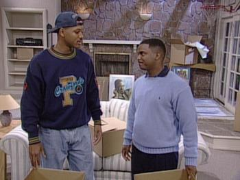 Episodio 24 (TTemporada 6) de The Fresh Prince of Bel-Air