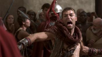 Episodio 1 (TVengeance) de Spartacus