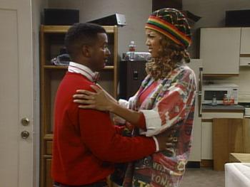 Episodio 1 (TTemporada 4) de The Fresh Prince of Bel-Air