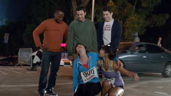Episodio 19 (TTemporada 1) de New Girl