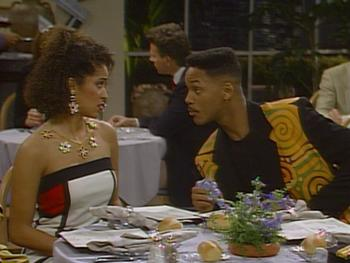 Episodio 25 (TTemporada 1) de The Fresh Prince of Bel-Air