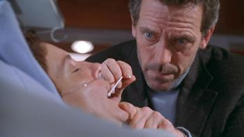 Episodio 10 (TTemporada 1) de Dr. House