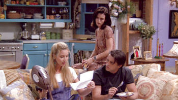 Episodio 3 (TTemporada 1) de Friends