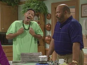 Episodio 4 (TTemporada 1) de The Fresh Prince of Bel-Air
