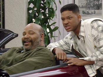 Episodio 19 (TTemporada 4) de The Fresh Prince of Bel-Air