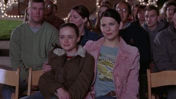Episodio 19 (TTemporada 2) de Gilmore Girls