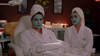 Episodio 16 (TTemporada 2) de Gilmore Girls