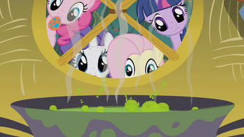 Episodio 9 (TTemporada 1) de My Little Pony: Friendship Is Magic