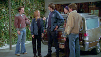 Episodio 12 (TTemporada 6) de That '70s Show