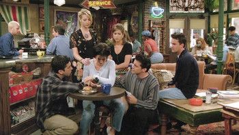 Episodio 5 (TTemporada 2) de Friends