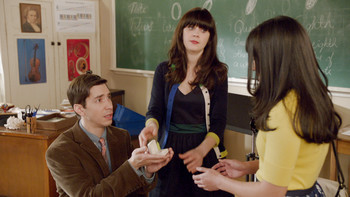 Episodio 23 (TTemporada 1) de New Girl
