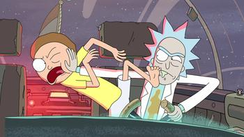 Episodio 1 (TRick and Morty: Temporada 1) de Rick and Morty