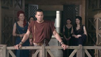 Episodio 8 (TVengeance) de Spartacus