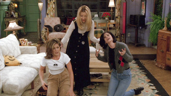 Episodio 13 (TTemporada 2) de Friends
