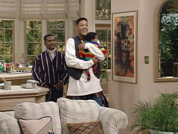 Episodio 4 (TTemporada 4) de The Fresh Prince of Bel-Air