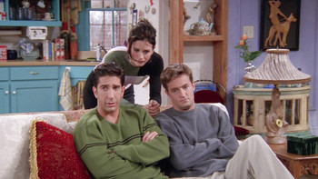 Episodio 4 (TTemporada 4) de Friends