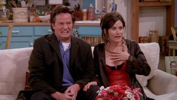 Episodio 15 (TTemporada 8) de Friends