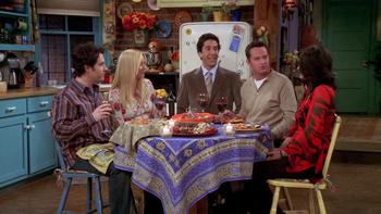 Episodio 14 (TTemporada 10) de Friends