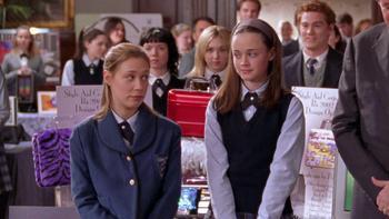 Episodio 18 (TTemporada 2) de Gilmore Girls
