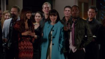 Episodio 11 (TTemporada 2) de New Girl