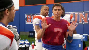 Episodio 1 (TTemporada 3) de Blue Mountain State