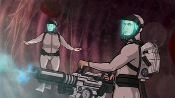 Episodio 13 (TTemporada 6) de Archer