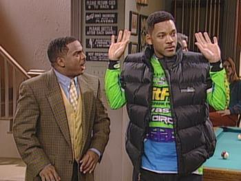 Episodio 22 (TTemporada 6) de The Fresh Prince of Bel-Air
