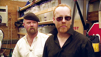 Episodio 1 (TTemporada 4) de MythBusters
