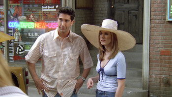 Episodio 25 (TTemporada 3) de Friends