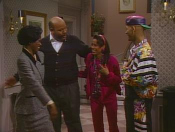 Episodio 12 (TTemporada 1) de The Fresh Prince of Bel-Air