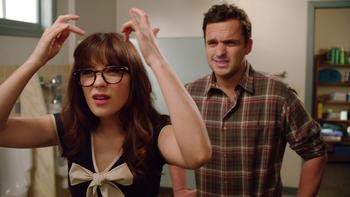 Episodio 2 (TTemporada 3) de New Girl