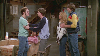 Episodio 14 (TTemporada 5) de That '70s Show