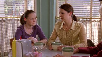 Episodio 8 (TTemporada 2) de Gilmore Girls