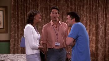 Episodio 23 (TTemporada 9) de Friends