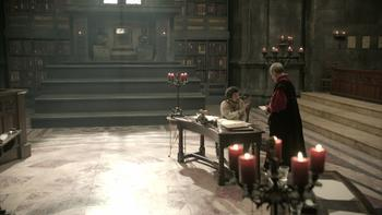Episodio 5 (TTemporada 1) de Da Vinci's Demons