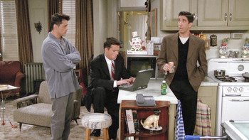 Episodio 8 (TTemporada 2) de Friends