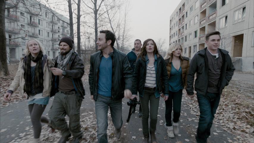 Chernobyl Diaries Netflix