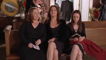 Episodio 20 (TTemporada 3) de Gilmore Girls