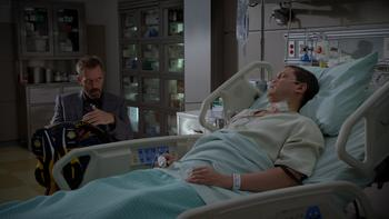 Episodio 3 (TTemporada 8) de Dr. House