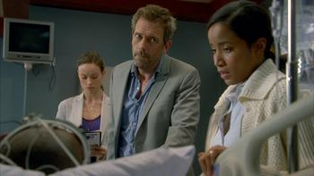 Episodio 19 (TTemporada 5) de Dr. House