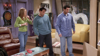 Episodio 15 (TTemporada 4) de Friends